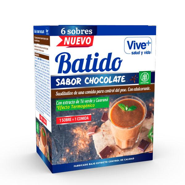 Batido Sabor chocolate vive+