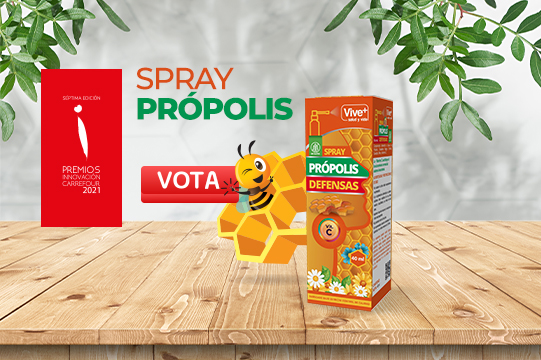 banner Spray Própolis